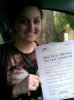 Millie passed with Independent Driving School