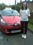 Rhian passed with Independent Driving School