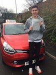 Ross passed with Independent Driving School