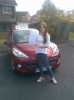 Sarah passed with Independent Driving School