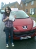 Sophie passed with Independent Driving School