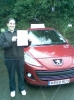 Tanya passed with Independent Driving School