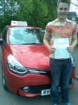 Will passed with Independent Driving School