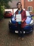 Henry passed with Independent Driving School