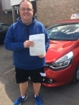 Simon passed with Independent Driving School