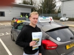 Reece Stone passed with Ivy School Of Motoring