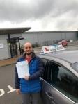 Sergui Dan passed with Ivy School Of Motoring