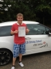 Aaron Peek passed with LJS Driving School
