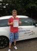 Aaron Peek passed with LJS Driving School