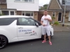 Aaron Shepherd passed with LJS Driving School