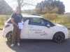 Bela passed with LJS Driving School