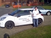 Daniel passed with LJS Driving School