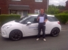 Nicholas Stratton passed with LJS Driving School