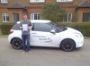 Lewis passed with LJS Driving School
