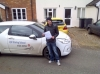Scott passed with LJS Driving School