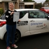 Chloe Standley passed with LJS Driving School