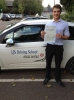 Edward Birrel passed with LJS Driving School