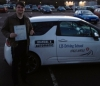 Freddie Fergusson passed with LJS Driving School