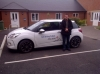 Greg passed with LJS Driving School