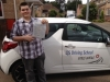 Kieran Disorough passed with LJS Driving School