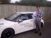 Luke Cotton passed with LJS Driving School