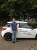 Thomas Chiswell passed with LJS Driving School