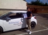 Vinnie passed with LJS Driving School