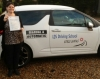 Zara Fisher passed with LJS Driving School