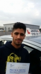 Aayush - Passed! - Uxbridge March 2016 passed with Jassal Driving School
