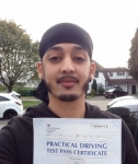 Amar - Passed 1st Attempt - Uxbridge Oct 2016 passed with Jassal Driving School