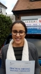 Asma - Passed! - Uxbridge Nov 2017 passed with Jassal Driving School