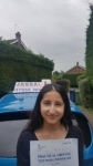 Avneet - Passed! Uxbridge July 2017 passed with Jassal Driving School