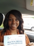 Ayo - Passed 1st Time - Uxbridge June 2016 passed with Jassal Driving School