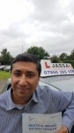 Brijesh - Passed 1st Time - Isleworth Sept 2017 passed with Jassal Driving School