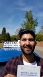 Dilraj - Passed! - Uxbridge April 2017 passed with Jassal Driving School