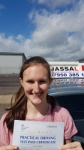 Emma - Passed 1st Time - Uxbridge Aug 2017 passed with Jassal Driving School