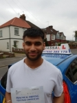 Karan - Passed! Hayes May 2018  passed with Jassal Driving School