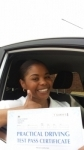 Jacquie - Passed 1st Time - Slough May 2016 passed with Jassal Driving School