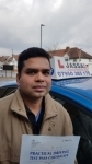 John - Passed! - Southall March 2018  passed with Jassal Driving School