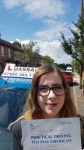 Laura - Passed 1st Time - Uxbridge Aug 2017 passed with Jassal Driving School