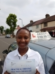 Maggie - Passed! - Isleworth July 2016 passed with Jassal Driving School