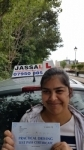 Nidhi - Passed! Isleworth July 2017 passed with Jassal Driving School
