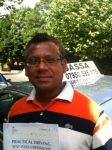 Amal - Isleworth passed with Jassal Driving School