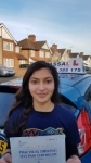 anjali - passed 1st time - Uxbridge Feb 2018 passed with Jassal Driving School