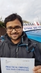 kalyan - Passed! - Slough March 2018 passed with Jassal Driving School