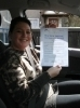 Rosi passed with Burwell Driving School