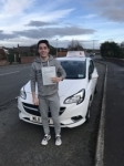 Ethan passed with Burwell Driving School
