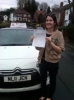 Anne passed with Burwell Driving School