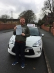 Ben passed with Burwell Driving School