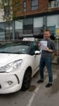 Carl passed with Burwell Driving School